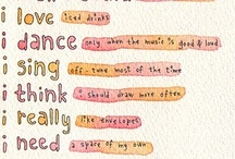 {journal} / by Tayla James