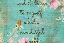 Words of Wisdom / by Jackie Dake