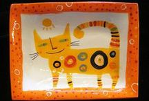 Inspired | Painted Clay / by Kristine Davidson