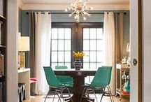 Dining Room Ideas / by The Budget Babe