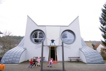 Inspired schools and playgrounds / Schools, playgrounds and play spaces from around the world designed to inspire creativity and imagination.  / by GreatSchools