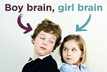 Your child's brain / What's going on in there? Grade-based articles  on the science of brain development.  / by GreatSchools