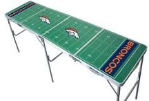 NFL 2x8 Pong Tables / All 32 NFL teams have their own tailgate table. Perfect for every fan! / by Skip's Garage