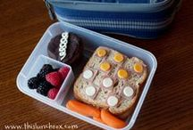 Creative Kiddo Lunches / by Kaci White
