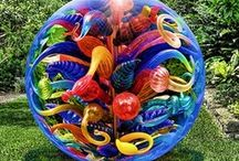 CHIHULY MARVELS! / by Brenda Fryburger