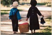 The Amish / by Mary Ann Brainard