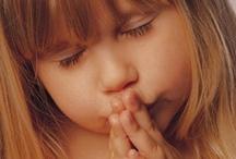 PRAYING ! / by Brenda Fryburger