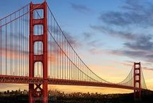 San Francisco / The one and only city by the bay and home to D&H Sustainable Jewelers / by DnH Jewelers