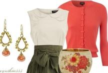 Outfit Wish List / by Cori Kardos