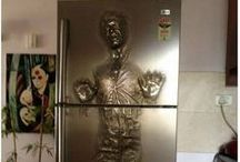 Kitchen Geekry / Need Help Decking Out Your  Geek Kitchen? / by The Musings & Gleanings of a Sci-fi Chick