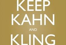 Geeks Keep Calm and ... / How geek keep calm / by The Musings & Gleanings of a Sci-fi Chick