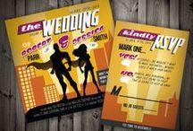 Your Dream Geek Wedding! / Geek Weddings! / by The Musings & Gleanings of a Sci-fi Chick