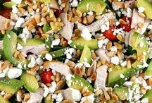 Salads & veggies / by Joyce Sasse