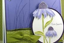 Flower cards / by Joyce Sasse