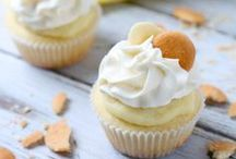 Food - Cupcakes and Muffins / Cupcakes and muffins to make your muffin pan sing! / by Miss Information