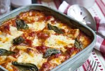 Food - Italian Recipes / All Italia! Pasta's and pleasers from the boot! / by Miss Information