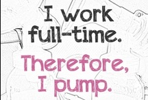 My Pumping Space / #mypumpingspace Pin It Contest / by Ashley Szeremet