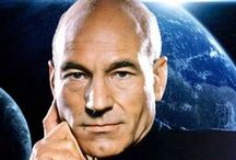 Make it so! / The awesomeness of Patrick Stewart! / by The Musings & Gleanings of a Sci-fi Chick