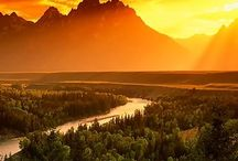Wyoming / by Glenda Palmer