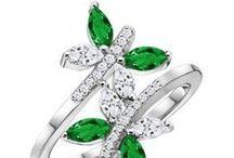 Nature Inspired Jewelry / Creative Nature Inspired Jewelry and Designs / by Angara.com Jewelry