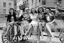 The Fabulous 40's  <3 / by Lisa Rattlinggourd
