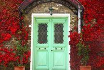 La Porte / Oh how I love doors.... / by Mary Ellen Jefferies