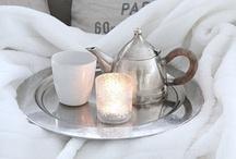 a cup of tea ♡ / by Jasmijn Amelie Wind