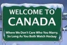 Canada / All things Canadian <3 / by Lisa Rattlinggourd