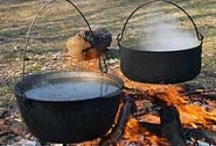 Camping and Outdoor Cooking / by San Za