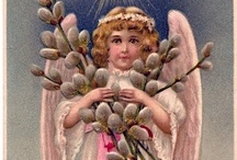 Easter Blessings & Angels / by Patti Todaro Roehrle