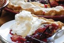 Pies & Tarts / Who can resist pie?! Fruit pies, pecan pies, hand pies, all sorts of pies, plus tarts and a cobbler or two / by Anne Papina | Webicurean