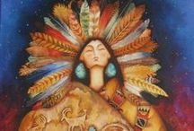 Native Americans Wise Man / by Maritza Luciano
