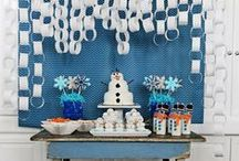 Caroline's Frozen Party / by Alida Makes