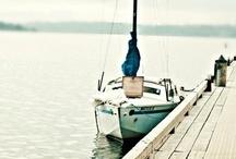 Nautical Inspirations / by Allison Egan