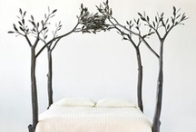 architecture of furniture inspiration / by Lauren Something