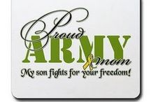PROUD Army Mom! / by Cindy Spicer