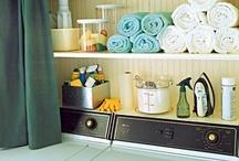 My House - Laundry/Bathroom / by Robyn Guptill