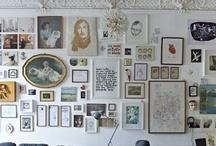 My House - Hallway / by Robyn Guptill