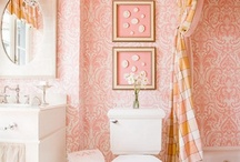 cute girly bathrooms / by natalie g