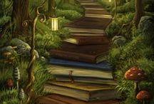 Bibliophile / by Elysha F