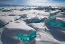 Blue / Moody, indigo, deep sea, cool, berries, wide skies, ice. / by Meg F