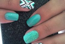 nails!!! =) / by Savannah Lindsey