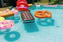 Poolside / by Alyssa Barnhill