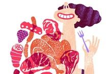 illustration / by Carla Mannix