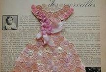 Inspirações / Paper Doll / Dress Form / inspiração  / by Ana Cristina Caldatto