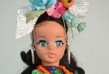 Dolls / Susi / Tammy / Sindy / tressy / by Ana Cristina Caldatto