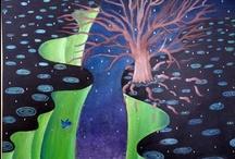 Art Projects Ideas / by Elizabeth Hadley-Stone