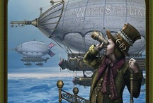 Steampunk Style / by Mystic Pieces