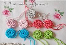 crochet tutorials buttons / by Jeannette