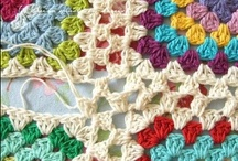 Crochet tutorials for joining  / All kind of tutorials for joining squares, hexagons, etc. / by Jeannette